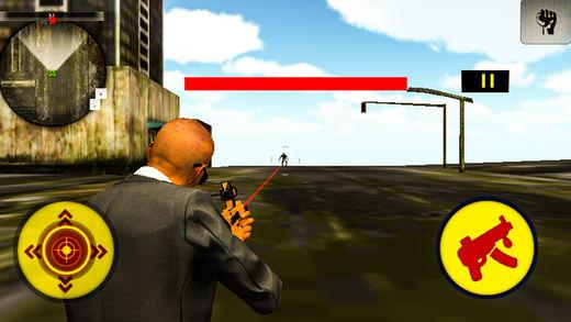 3d僵尸启示录城市攻击:生存射手