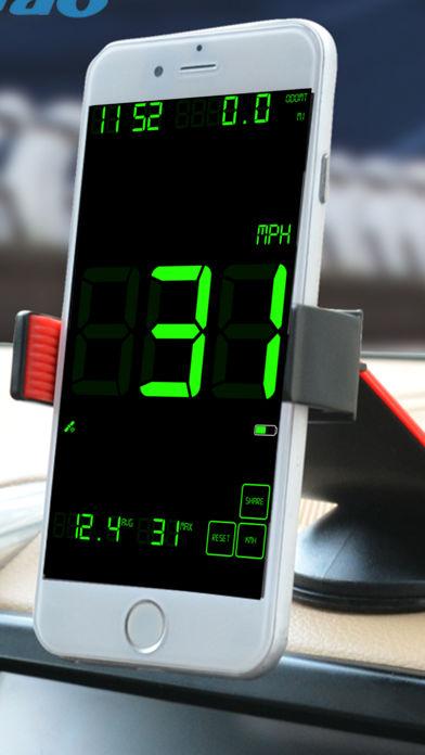 车速表数字显示