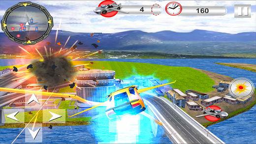 飞行飞行模拟飞行