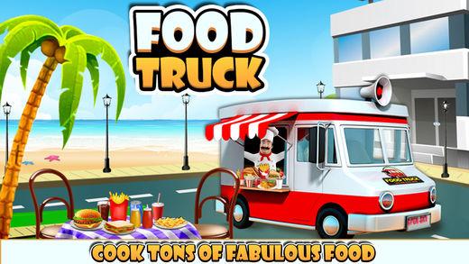 食品卡车烹饪节