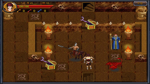 魔塔新篇:经典智力冒险游戏(黄金版)