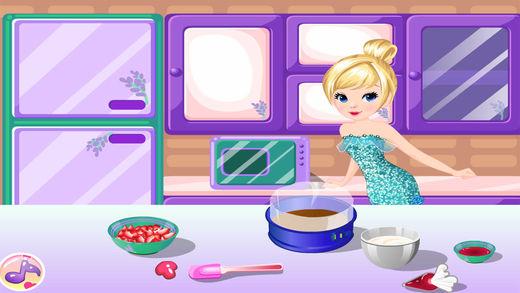 草莓游戏制作人烹饪