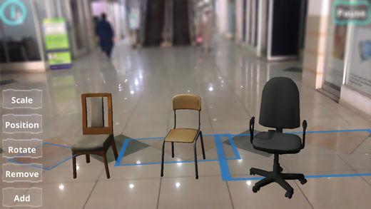 AR家居设计
