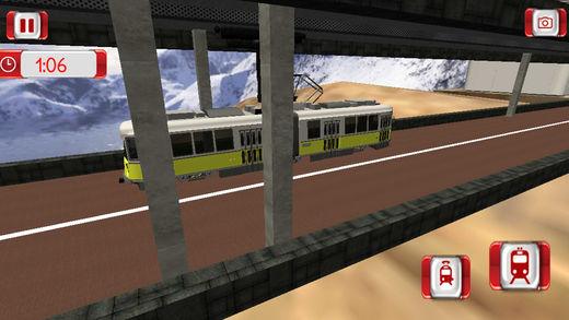 天空电车司机模拟器3D