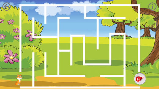 发展中国家的婴儿为孩子们的游戏 :迷宫