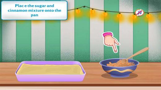 烹饪sopapilla芝士蛋糕