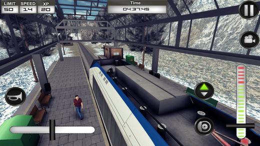 山火车司机学院 3D