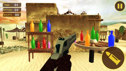 瓶射3D游戏