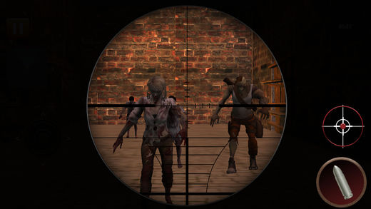 僵尸 打猎 生存 射手 3D