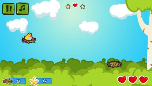 飞翔训练-史上最好玩的益智小游戏