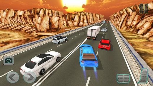 公路 疯狂 交通 骑