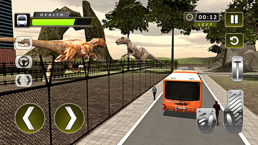 迪诺公园巴士游