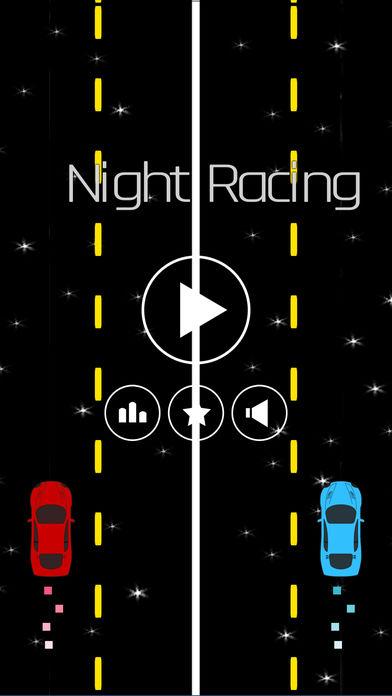赛车之暗夜追逐
