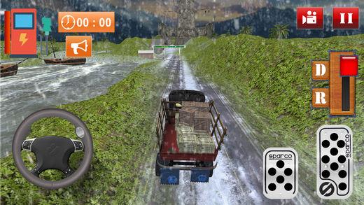 重型卡车司机模拟器