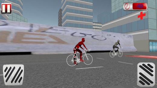市 自行车 赛跑 狂躁 临