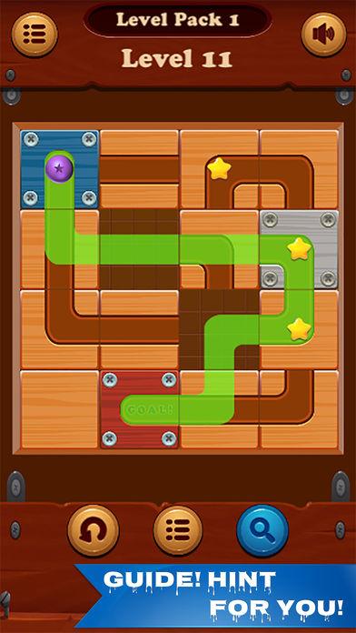 经典滑块拼图游戏