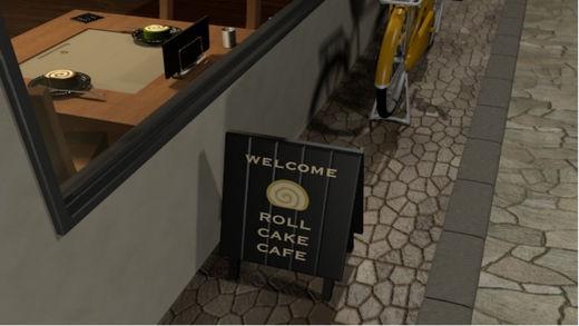 密室逃脱 西餐厅