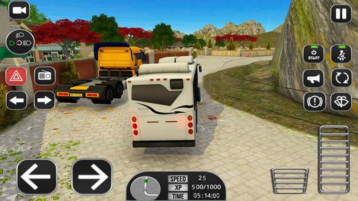 巴士驾驶学校3D
