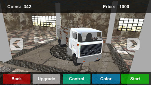 卡车模拟驾驶