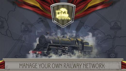 铁路运输帝国大亨