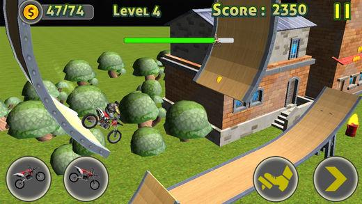 自行车 特技 骑士: 迅速