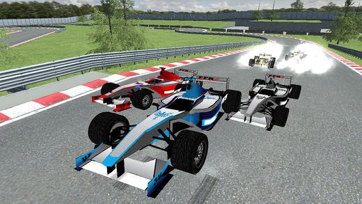 愤怒的公式赛车2017