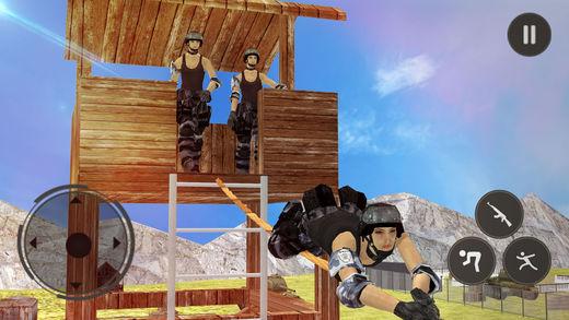 女警官训练营