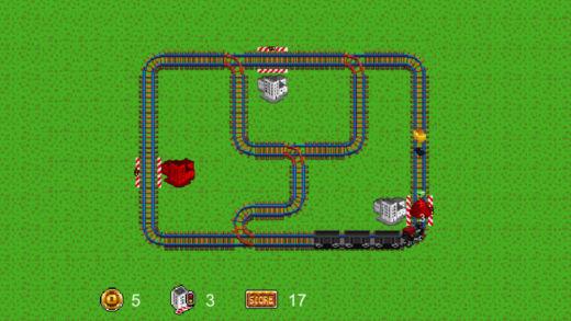 指挥小火车-有趣的益智类闯关游戏