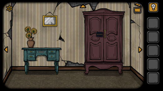 恐怖密室逃脱:被遗忘在房间的秘密