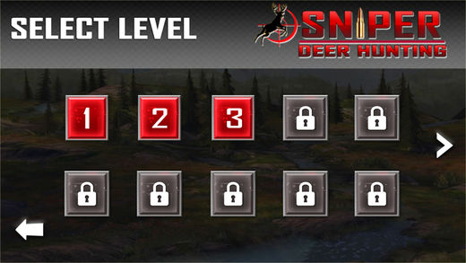 Deer Hunt: 鹿动物猎人游戏