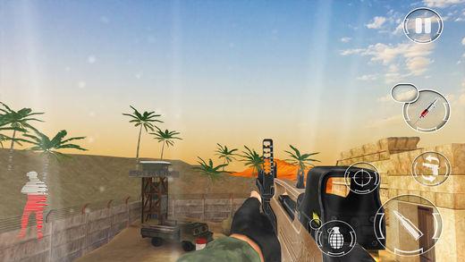 反恐恐怖分子狙击手