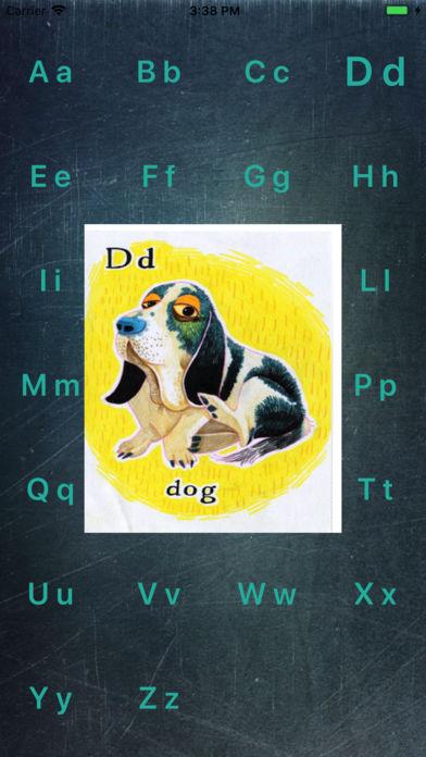 26字母发音教学