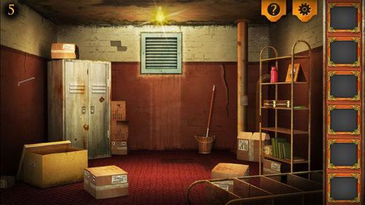 解锁密室:实验室逃生