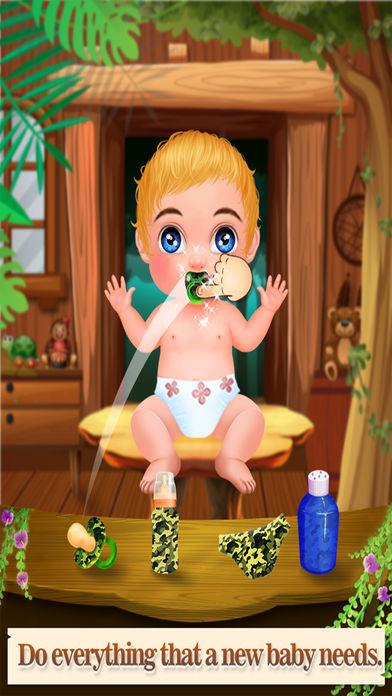 怀孕森林木乃伊