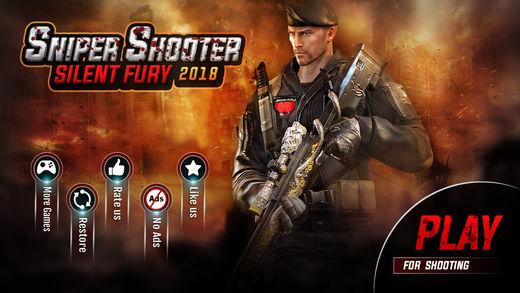 狙击手射手沉默的愤怒18