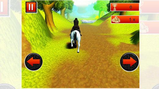 丛林骑马3d