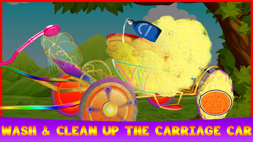 公主洗车沙龙
