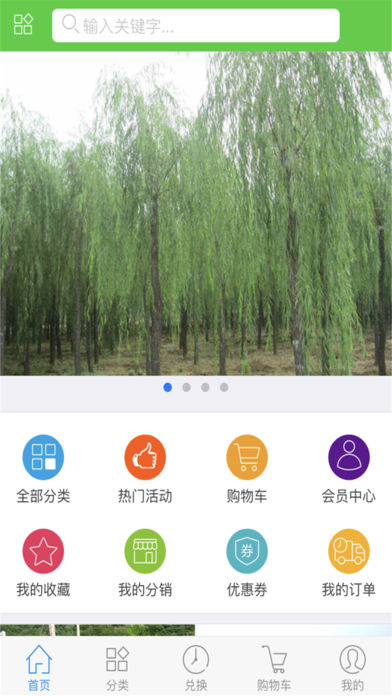 中国树苗网