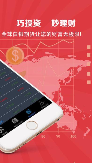 全球白银期货