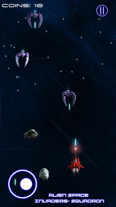 外星人太空侵略者中队