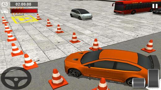 汽车 汽车停车场游戏 2018