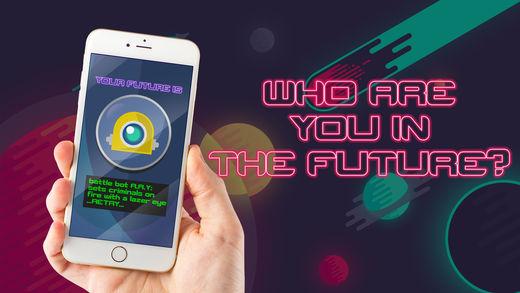 你的机器人将面对未来