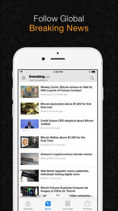 Investing.com加密货币