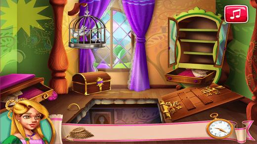 逃离古城堡公主密室逃脱