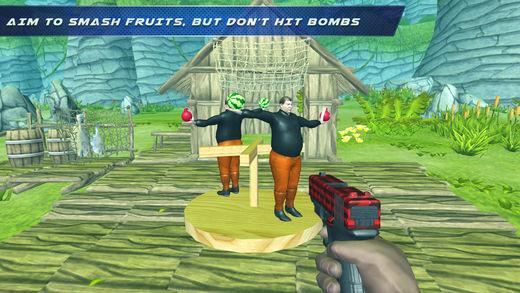 真正的西瓜枪射手18