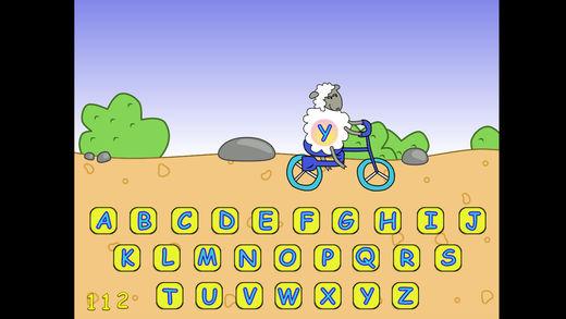 英语字母表游戏培训