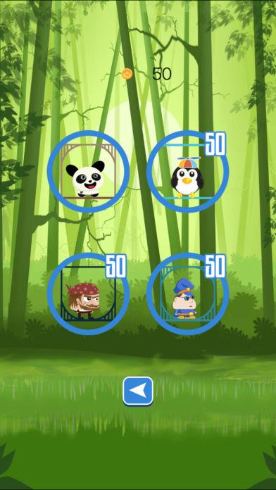 熊猫电梯挑战