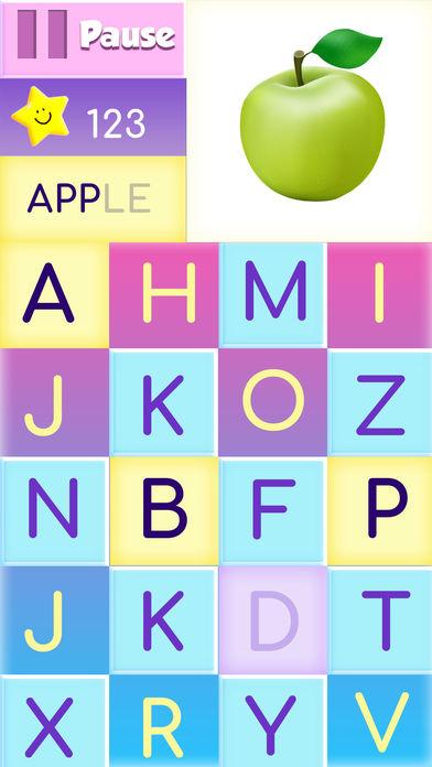 ABC儿童学习游戏