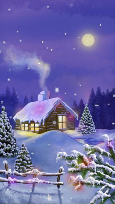 基拉圣诞雪精简版