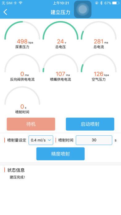 尿素泵检测